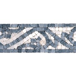Capstona Chain G/W Borders Tiles