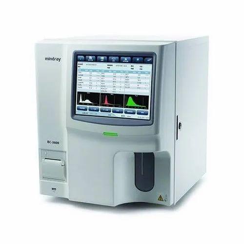 Mindray Double Chamber Hematology Analyser