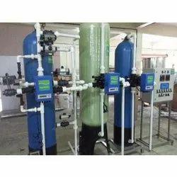 DM Industrial Water Purifier Plant