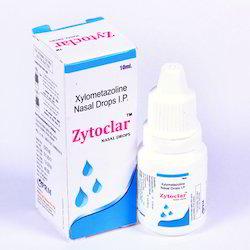 Xylometazoline HCl 0.1% Nasal Drops