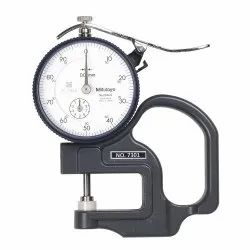 Mitutoyo Dial Thickness Gauge 0.01  mm 7301