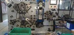 multislide bending machine