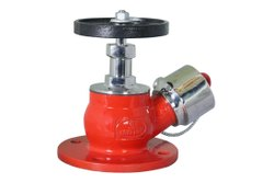 Stainless Steel signal red Fire Hydrant, For Industrial