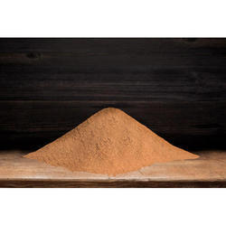 Brown Sawdust Powder