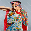 Cotton Modal Digital Printed Shawls