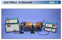 HEB 11 Hall Effect In Bismuth