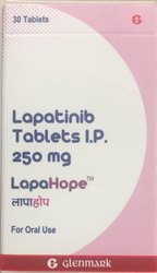 Lapatinib 250mg Tablet