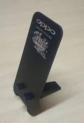 Mount Type Wooden Mobile Stand, For Promotional Gift