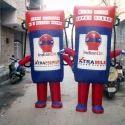 Indian Oil Xtra Mile Inflatable Pramotional Walking Balloon