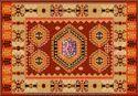 Balouchi Persian Woolen Rug