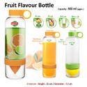 Fruit Flavor Water Bottle