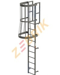 Silo Fire Escape Ladders