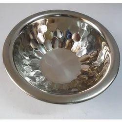 Stainless Steel Diamond Bowl