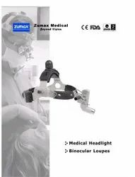 SURGICAL HEADLIGHT, Model Number: Hl 8000, For Surgical Applications