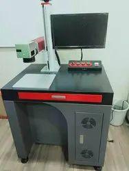 100 w fiber laser marking machine