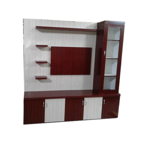 Plp Mdf Wall Mounted Wooden Tv Cabinet Rs 10000 Set Raj Furniture Id 20399549673