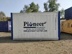 Portable Refrigerated-Reefer Container Rental Services