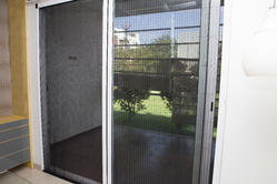 Crease Fit Barrier Free Fittings Insect Screens