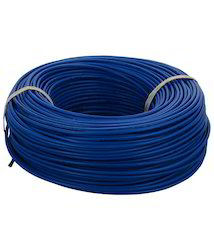 4mm Blue PVC Insulated Household Wire