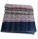 Printed Kantha Cotton Quilt