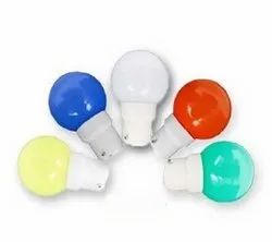 LUSTER Rbgwy 5w Colour Led Bulb, For Decoration