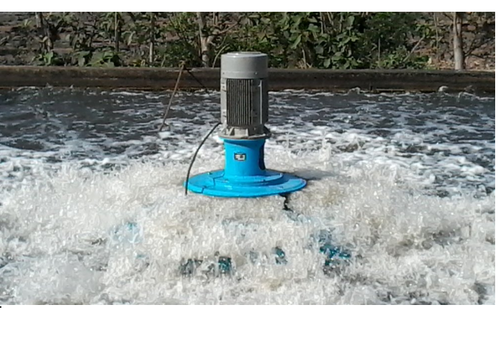 Automatic PP AQUATECH Floating Type Surface Aerator