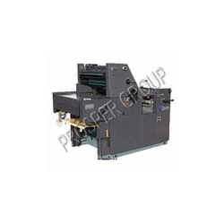 Single Color Used Offset Printing Machines