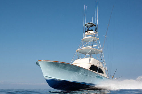 Fishing Boat Sport Fishing Boat Manufacturer From Pondicherry