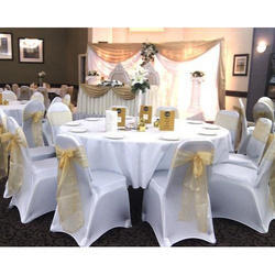 Multicolor Chair Cover