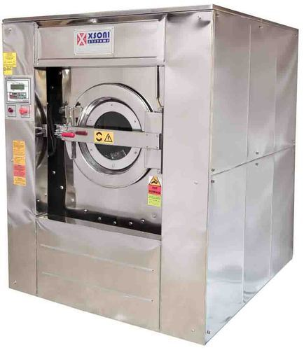Xsoni System Industrial Washer and Extractor, 2-5 Kw, Front Loading