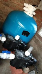 MS Swimming Pool Sand Filter