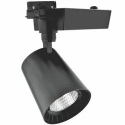 Jaquar 10 W LED Black Track Light