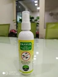 Ekayur Herbal Mosquito Repellent Body Spray