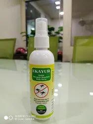 Ekayur Herbal Mosquito Repellent Body Spray