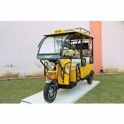 Mayuri Passenger E Rickshaw, Vehicle Capacity: 1(driver) +4(passenger)
