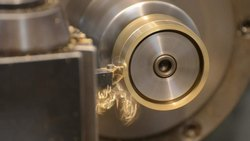Round Brass Diverter Sleeve, Box