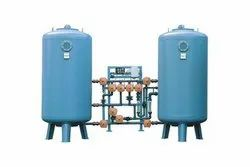 Water Softener Plant for Textile Industry