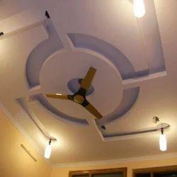Wood metal fiber PVC False Ceiling Services
