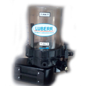 Luberr Metal Automatic Lubrication System For Brick Making Machines
