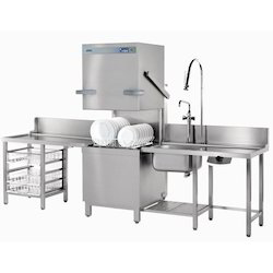 Commercial Hood Type Dishwasher