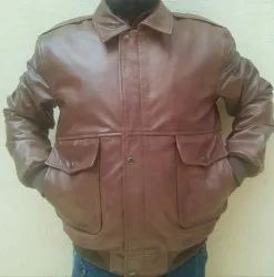 Leather Jackets and Leather Garments