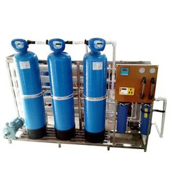 1250 LPH Automatic RO Plant