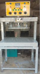 Hydraulic Four Die Paper Dish Making Machine