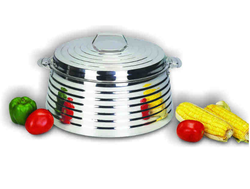 Esteelo Queen Stainless Steel Insulated Hot Pot Casserole