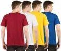 Round Neck Plain T Shirt