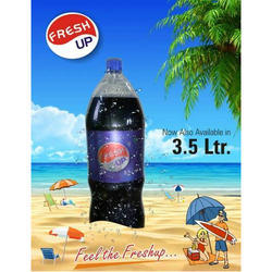 Cola Cold Drink, Packaging Size: 3.5 Liter