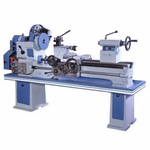 Industrial Metal Lathe Machines Lathe Machines For Sale >> Lathe Machines Geared Lathe Machines Manufacturer From Rajkot