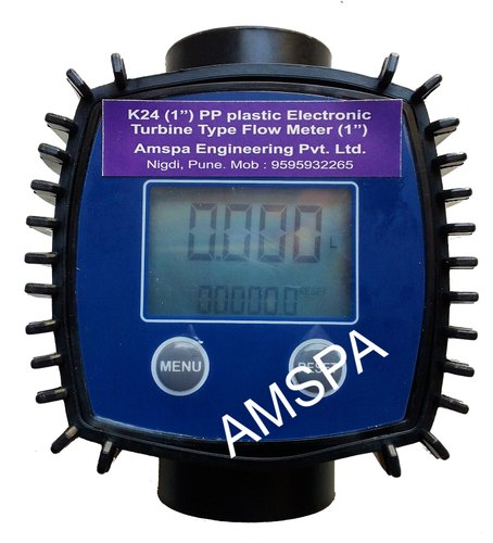 Amspa Ppc Plastic Urea Flow Meter, For DEF, K24
