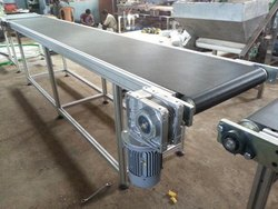 Conveyor Belt Tracking System