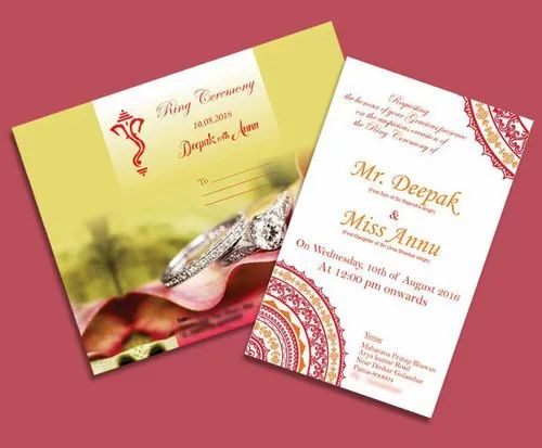 Digital And Offset Perfect Invite Design And Invitation Card
